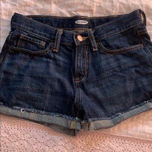 Girls Old Navy Jean Shorts